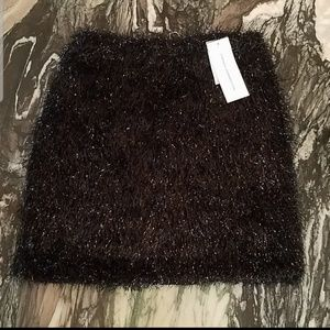 Black Statement Miniskirt from French Connection